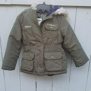 Oshkosh jacket for girl
